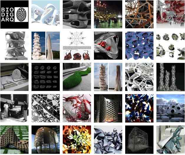UIC Máster en Arquitectura Biodigital