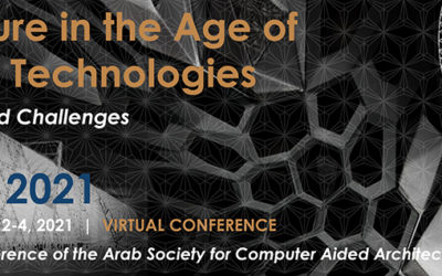 9th ASCAAD 2021 International Conference