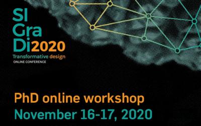 PhD Workshop SIGraDi 2020 Virtual
